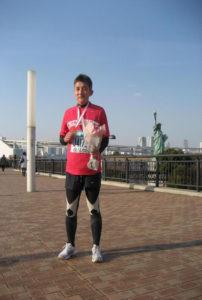 快走!東京マラソン